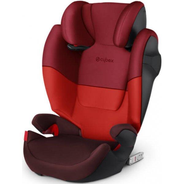 Cybex Solution M-fix autosedačka 2020 Rumba Red