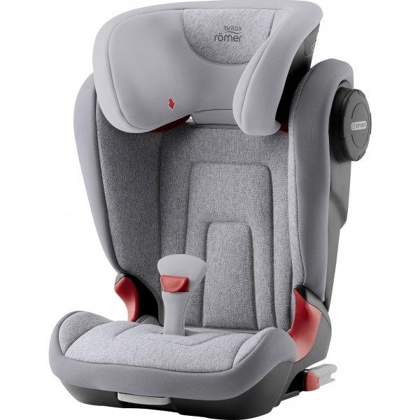 Römer Kidfix 2 S autosedačka 2021 Grey Marble