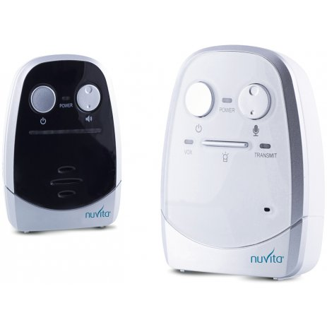 Nuvita Audio baby monitor Planet Bílá