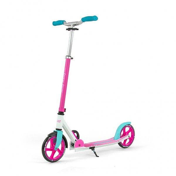 Milly Mally Dětská koloběžka Milly Mally BUZZ Scooter pink Růžová