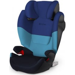 Cybex Solution M-fix autosedačka 2021 Blue Moon