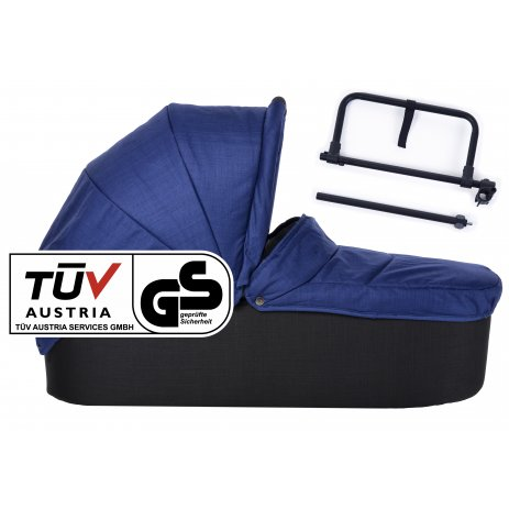 TFK Duo X carrycot 2019 Twilight Blue T-45-19-333