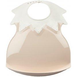 Thermobaby Plastový bryndák s límcem