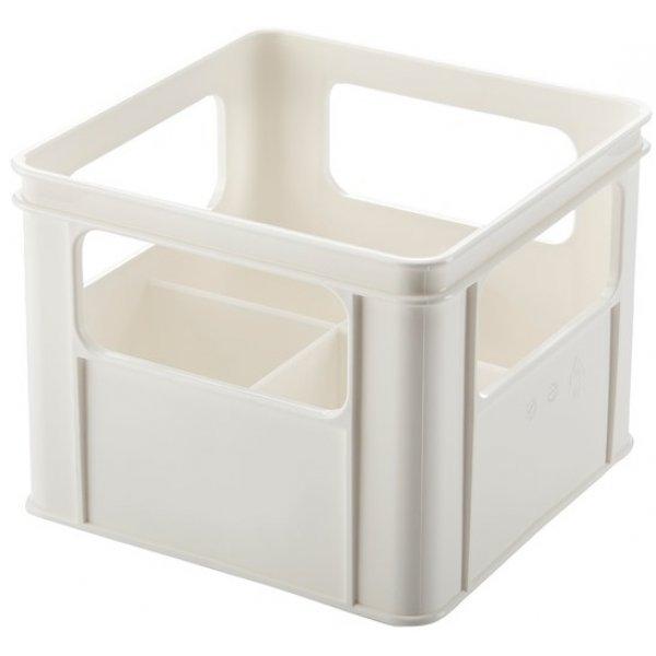 Thermobaby Box na široké kojenecké láhve White