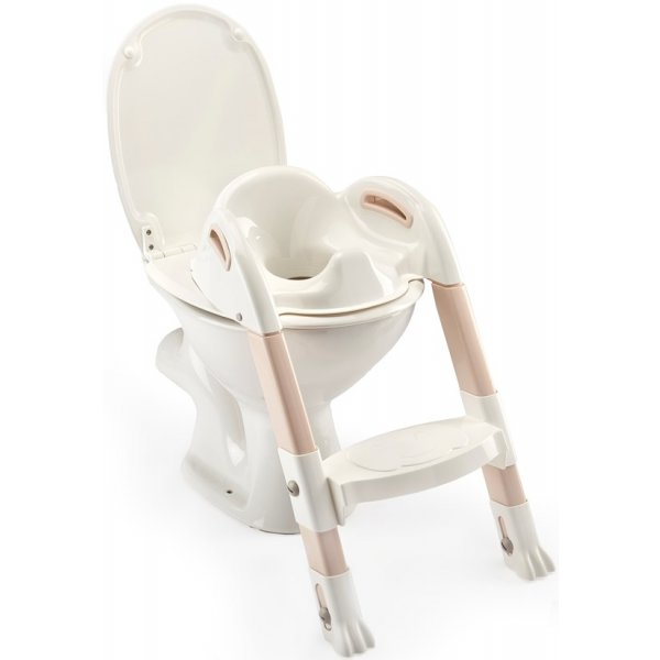 Thermobaby Židlička na WC Kiddyloo Off White