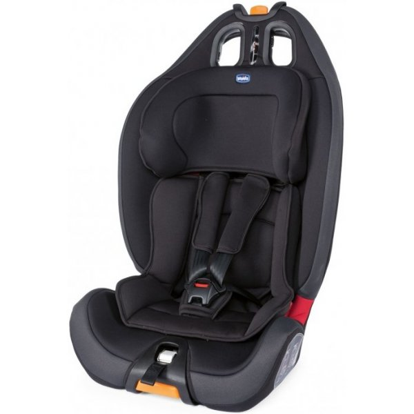 Chicco Gro-up 123 autosedačka 2019 Jet Black