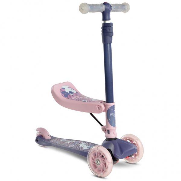 Toyz Dětská koloběžka Toyz Tixi pink Růžová