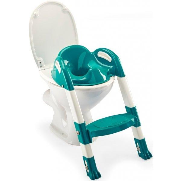 Thermobaby Židlička na WC Kiddyloo Deep Peacock