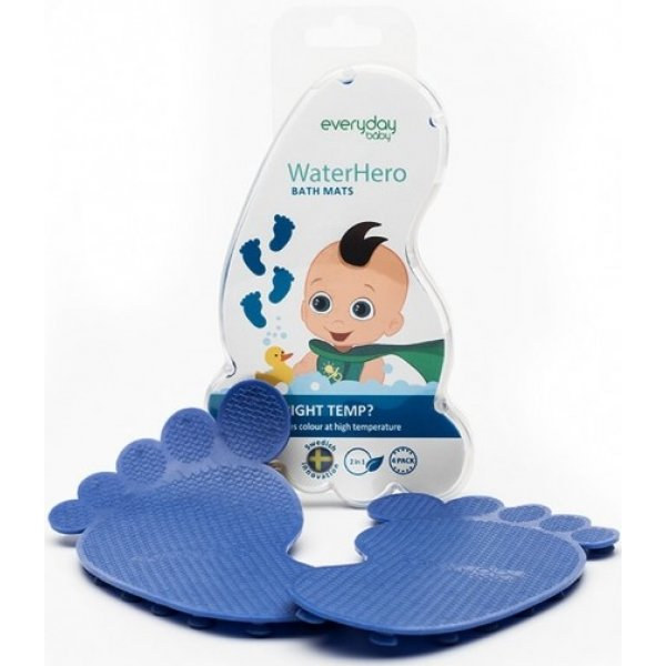 Everyday Baby Protiskluzové ťapky, senzor 4ks Blue
