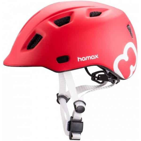 Hamax Cyklohelma Thundercap Red