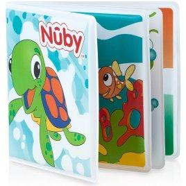 Nuby První pískací knížka do vody 6m+
