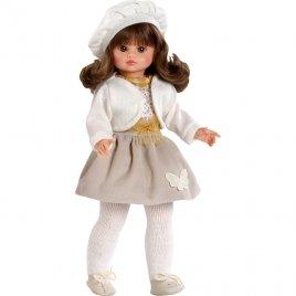 Berbesa Luxusní dětská panenka-holčička Berbesa Roberta 42cm