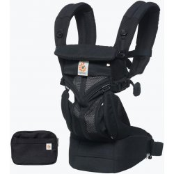 Ergobaby OMNI 360 COOL AIR MESH Onyx Black