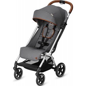 Cybex Eezy S+ kočárek 2019 DENIM/MANHATTAN GREY