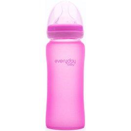 Everyday Baby Láhev sklo, senzor, 300ml