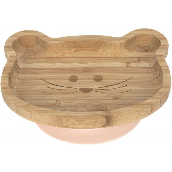Lässig Platter Bamboo Chums Mouse