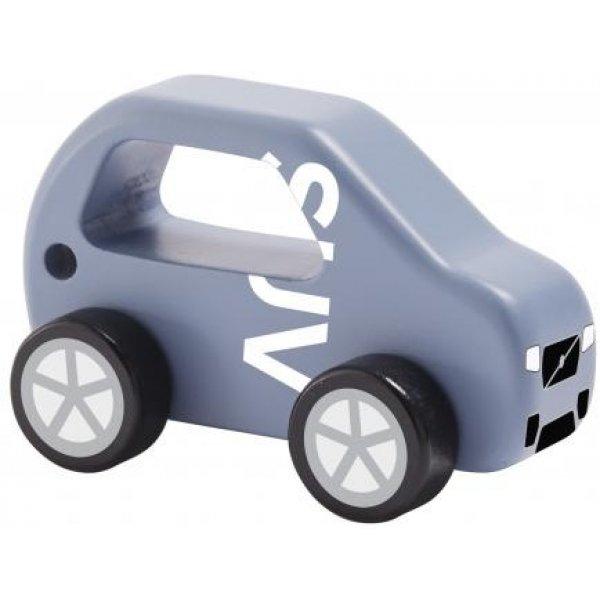 Kids concept Auto SUV Aiden dřevěné Modrá