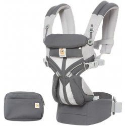 Ergobaby OMNI 360 COOL AIR MESH Carbon Grey
