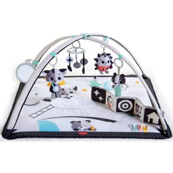 Tiny Love Hrací deka s hrazdou Magical Tales Bílá