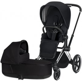 Cybex Priam podvozek, Seat Pack Plus, Lux Carry Cot