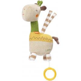Baby Fehn Hrací hračka žirafa