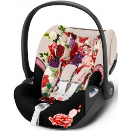 Cybex Cloud Z i-Size Fashion Spring Blossom