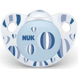 NUK Dudlík Trendline SI,V2 (6-18m.) box