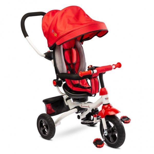 Toyz Dětská tříkolka Toyz WROOM red 2019 Červená