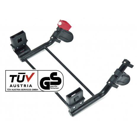 TFK Adaptér group 0 for TWT single left lower T-006-G0-TWT-19-1 new Černá