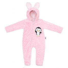 New Baby Zimní dětská kombinéza New Baby Penguin