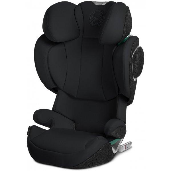 Cybex Solution Z i-Fix autosedačka 2021 Deep black
