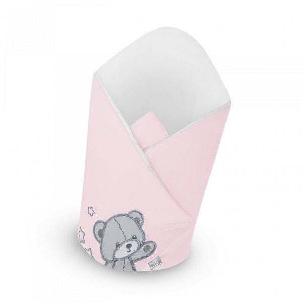 BELISIMA Zavinovačka Belisima Teddy Bear růžová Růžová