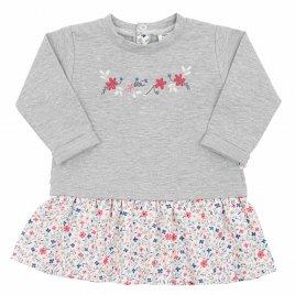 New Baby Kojenecké šatičky s dlouhým rukávem New Baby For Girls