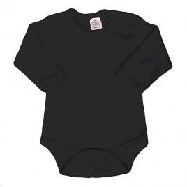 New Baby Body dlouhý rukáv New Baby - černé