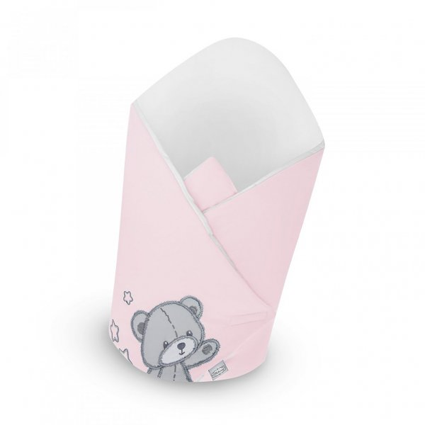 BELISIMA Zavinovačka s výztuží Belisima Teddy Bear růžová Růžová