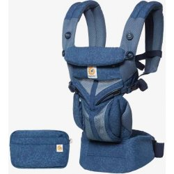 Ergobaby OMNI 360 COOL AIR MESH Blue Blooms