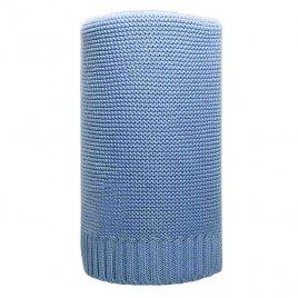 New Baby Bambusová pletená deka NEW BABY 100x80 cm