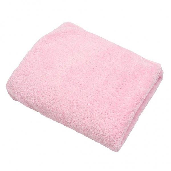 New Baby Dětská deka New Baby 90x80 růžová Růžová