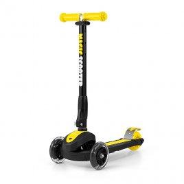 Milly Mally Dětská koloběžka Milly Mally Magic Scooter yellow