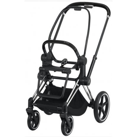 Cybex PRIAM podvozek + SEAT 2020 Chrome black