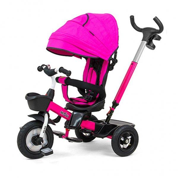 Milly Mally Dětská tříkolka Milly Mally Movi pink Růžová