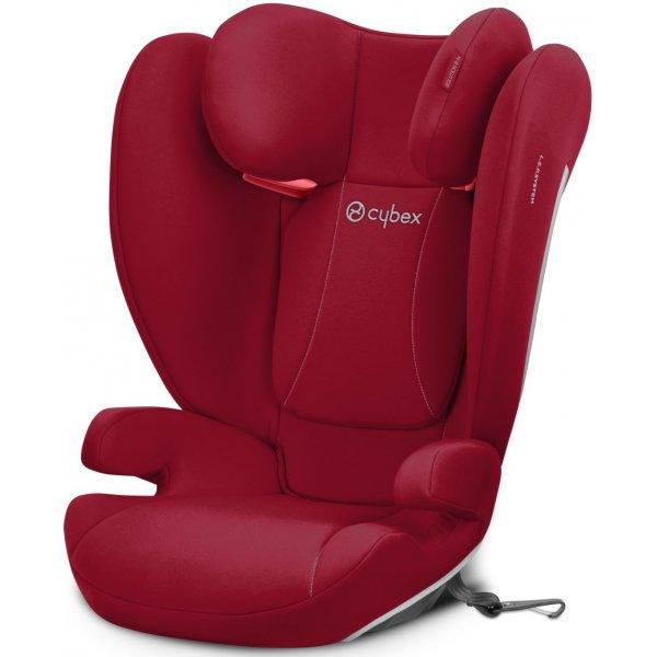 Cybex Solution B-fix autosedačka 2021 Dynamic Red