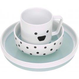 Lässig Dish Set Porcelain Little Chums