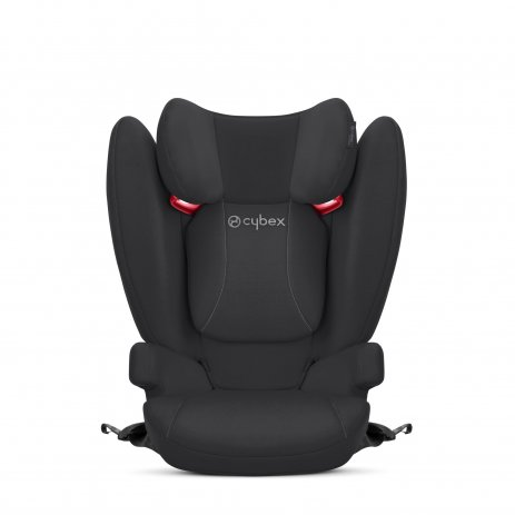 Cybex Solution B-fix autosedačka 2020 VOLCANO BLACK