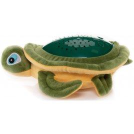 Zopa Plyšová hračka Želva s projektorem