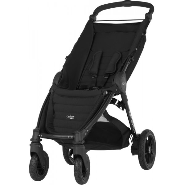 Britax Kočárek B-Motion 4 PLUS 2021 Cosmos Black