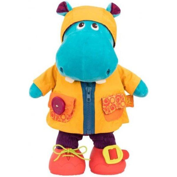 B.toys Převlékací hroch Hank Modrá