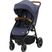 Britax Kočárek B-Agile R 2021 Navy Ink/Brown