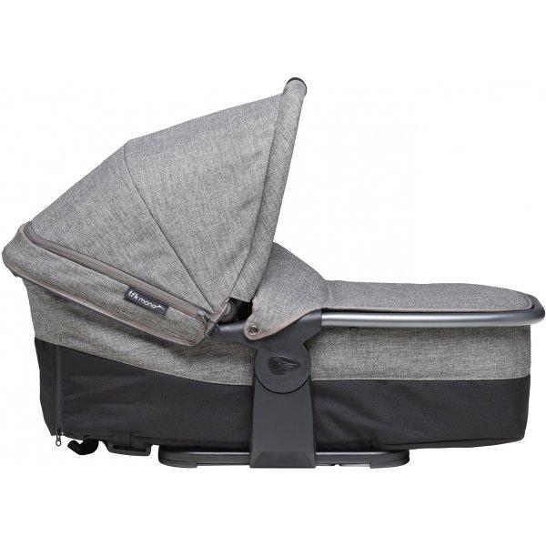 TFK Carrycot Mono combi Prem. Grey