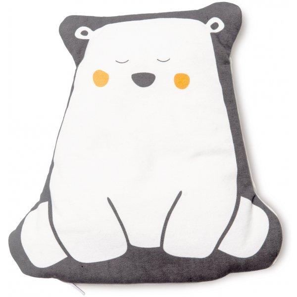Doomoo Snoogy nahřívací medvěd Bílá